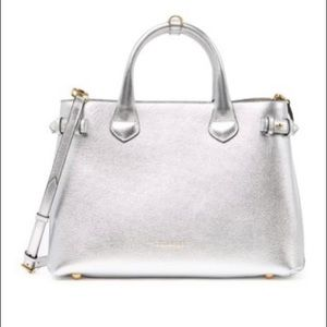 Burberry Banner tote